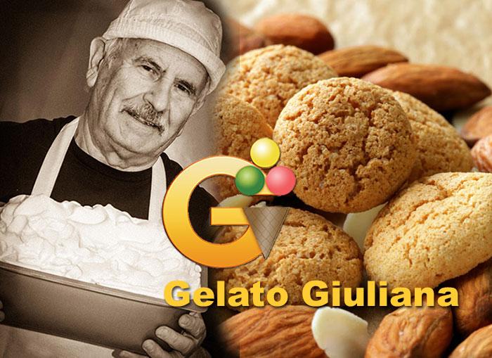Amaretto Gelato GIuliana