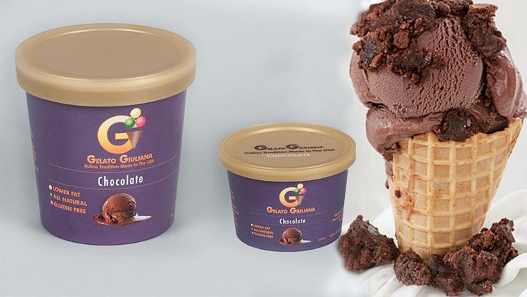 Gelato Giuliana NewHaven Chocolate