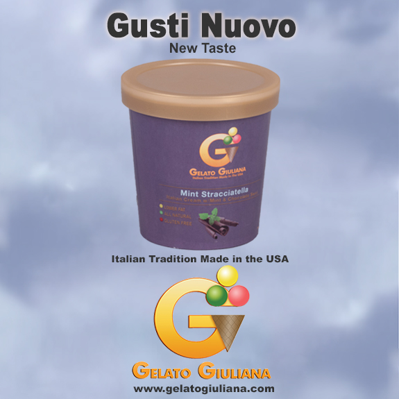 Another New Gelato Giuliana Flavor